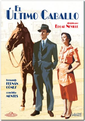 el último caballo (dvd)-8421394545861