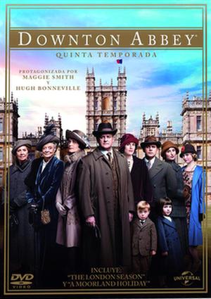 downton abbey: temporada 5 (dvd)-8414906801722