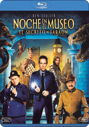 noche en el museo 3 (blu-ray)-8420266973795