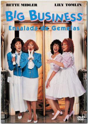 big business (ensalada de gemelas) (dvd)-8421394544383