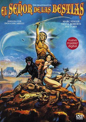 el señor de las bestias (dvd)-8436548868550