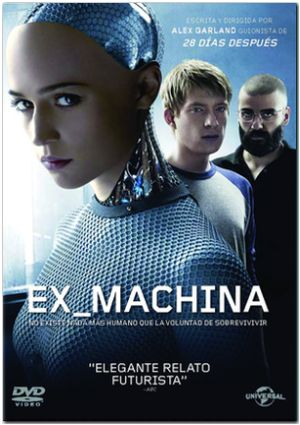ex machina (dvd)-8414906879028