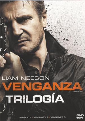 pack venganza 1+2+3 (dvd)-8420266974150