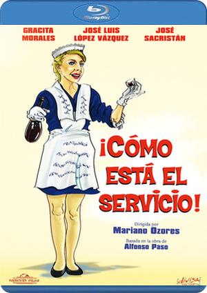 como esta el servicio! (blu-ray)-8421394404533