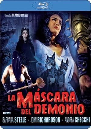 la mascara del demonio (blu-ray)-8436022324190