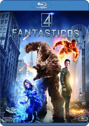 cuatro fantasticos (blu-ray)-8420266974600