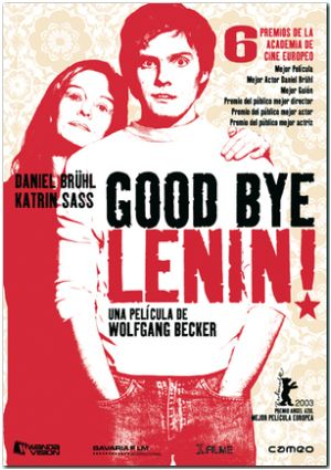 good bye, lenin! (dvd)-8436027572671