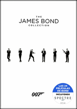 bond pack 24: col.completa (dvd)-8420266976321