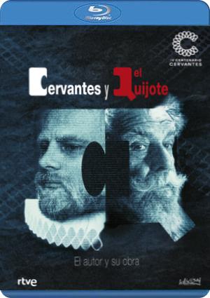 cervantes y el quijote (blu-ray)-8421394406148