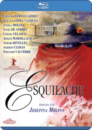 esquilache (blu-ray)-8421394405004