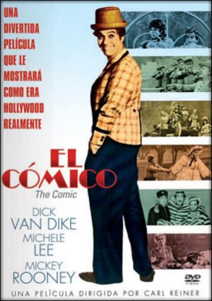 el comico (dvd)-8436022328563