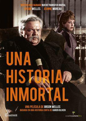 una historia inmortal (dvd)-8436535545211