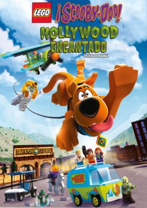 lego: scooby doo. hollywood encantado (dvd)-8420266000644