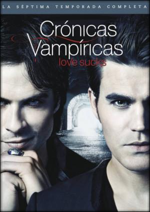 cronicas vampiricas: temporada 7 (dvd)-8420266001528