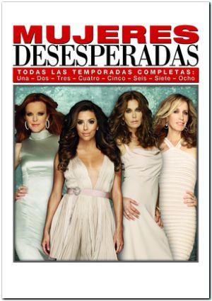 mujeres desesperadas serie completa (dvd)-8717418418557