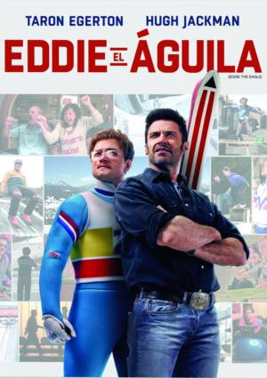 eddie el aguila (dvd)-8420266001856