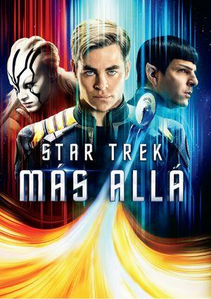 star trek: mas alla (dvd)-8414533101271