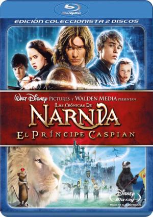cronicas narnia caspian (blu-ray)-8717418491031