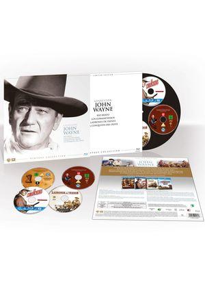 john wayne colección vintage (blu-ray)-8420266004628