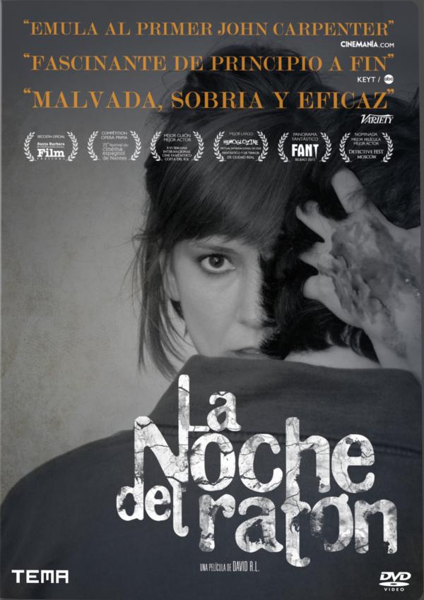 la noche del raton (dvd)-8436533827708