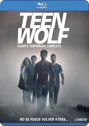 teen wolf: temporada 4 (blu-ray)-8436022233201