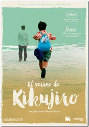 el verano de kikujiro (dvd)-8437012592957