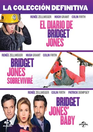 bridget jones (trilogia) (blu-ray)-8414533102346