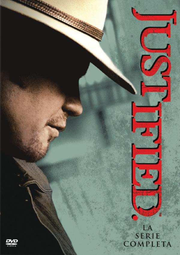 justified: serie completa (dvd)-8414533102490