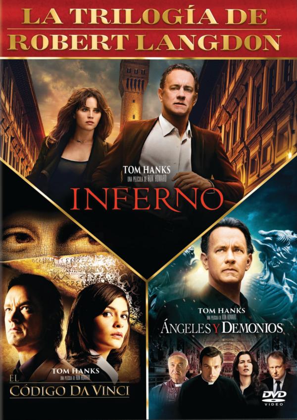 trilogia el codigo da vinci (dvd)-8414533104067