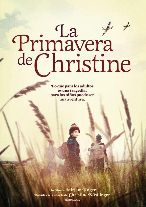 la primavera de christine - dvd --8437010738883