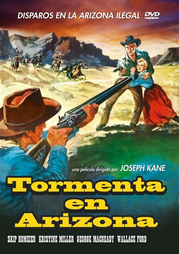 tormenta en arizona - dvd --8436569300282