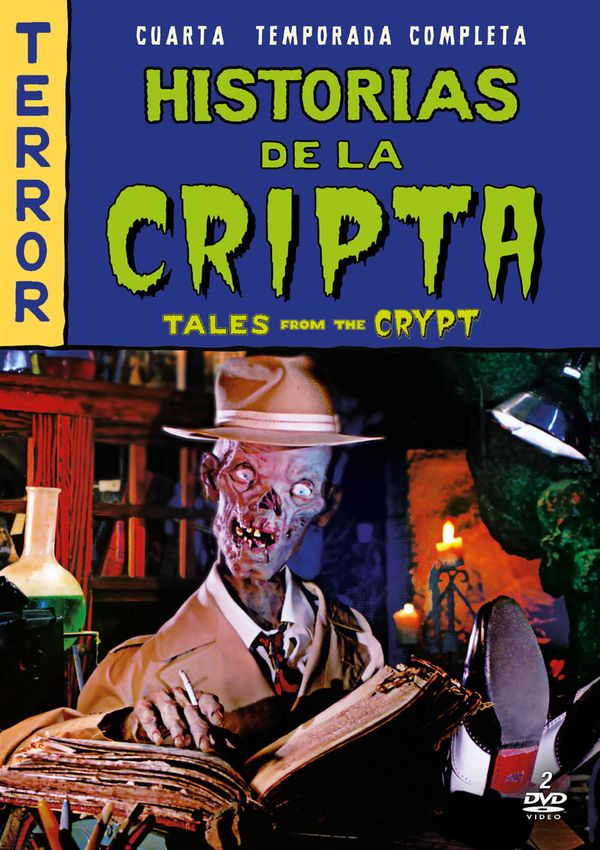 Cuentos de la Cripta (1989)