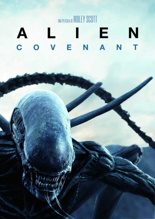 alien covenant - dvd --8420266008459