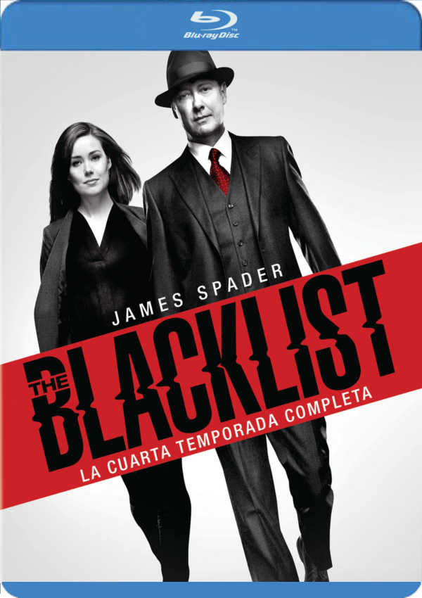 the blacklist - blu ray - temporada 4-8414533106740