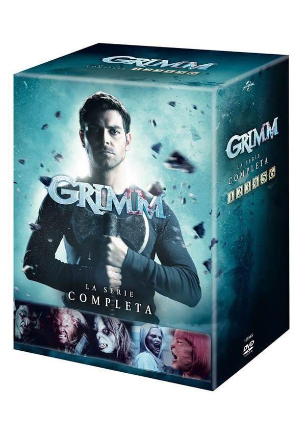 grimm - dvd - temporadas 1-6-8414533105965
