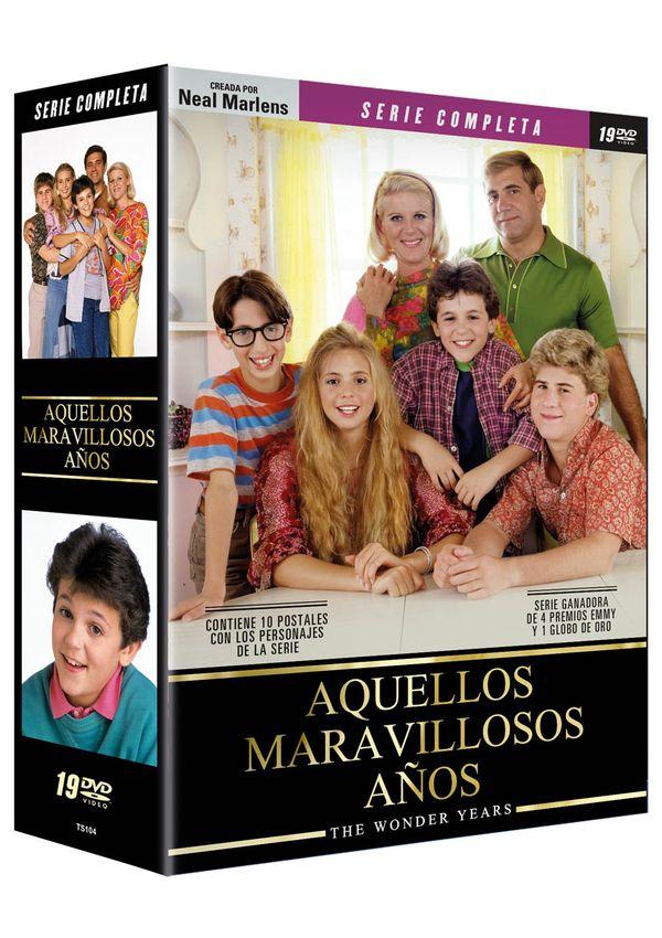 aquellos maravillosos años serie completa - dvd --8435479601045