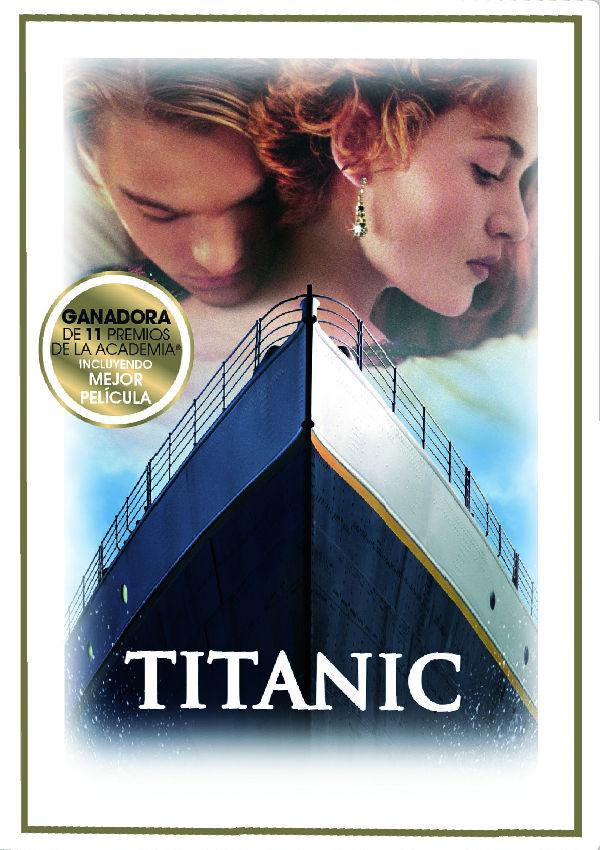 titanic (2012) - dvd --8420266014313