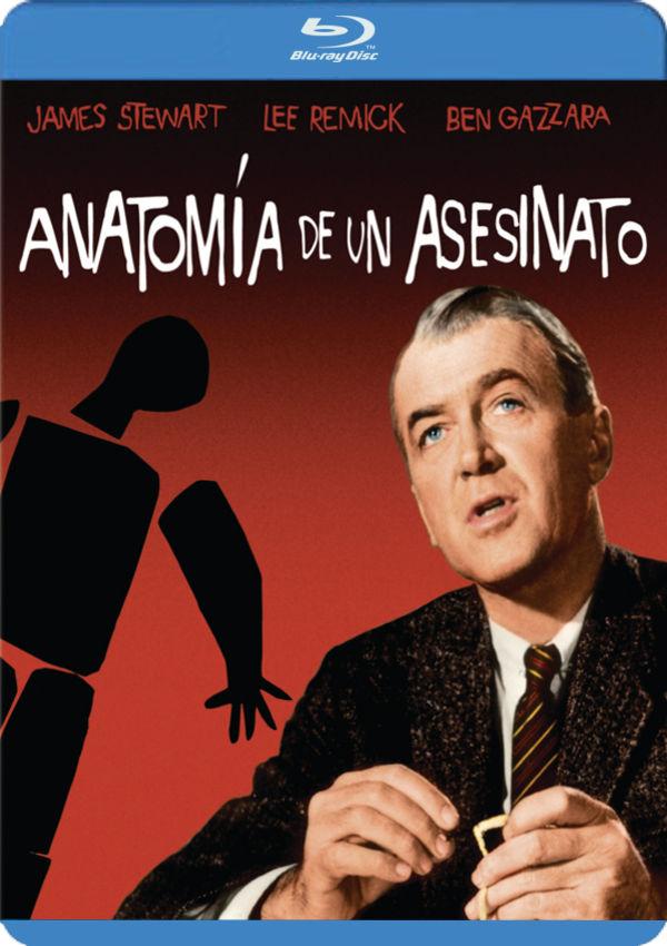 ANATOMIA DE UN ASESINATO - BLU RAY - de Otto Preminger ...