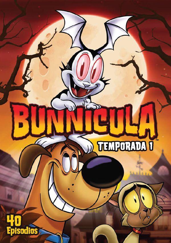 bunnicula - dvd - temporada 1-8420266017413