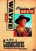 los comancheros (dvd)-8420266995421