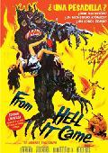 from hell it came: edicion limitada (version original)-8427328750257