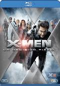 X-MEN 3: LA DECISION FINAL: 2 DISCOS (BLU-RAY)