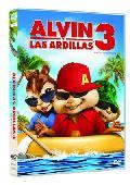 alvin y las ardillas 3 (dvd)-8420266950260