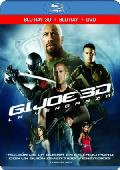 gi joe: la venganza (blu-ray 3d+2d + dvd)+copia digital-8414906506238