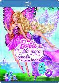 barbie mariposa y la princesa de las hadas (blu-ray)-8414906450654