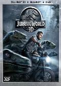jurassic world (blu-ray 3d+2d+dvd)-8414906587749