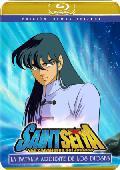 saint seiya movie 2. la batalla de los dioses (blu-ray)-8420266104472