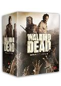 pack the walking dead: 6 temporadas (dvd) 8436564161352