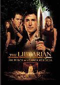 el bibliotecario. en busca de la lanza perdida - dvd --8420266006196