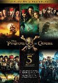 duopack piratas del caribe 1-5 - dvd --8717418511319